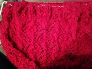 Lace Knit Shawls